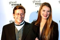 Judd Nelson and Brooke Shields at the 13th Annual Gay and Lesbian Alliance Against Defamation (GLAAD) Media awards.