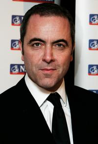 James Nesbitt at the HMV Football Extravaganza to Honour Denis Law.