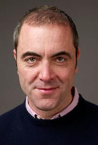 James Nesbitt at the Film Lounge Media Center during the 2009 Sundance Film Festival.