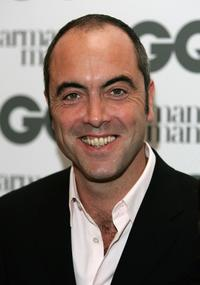 James Nesbitt at the GQ Men of the Year Awards 2005.