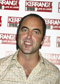 James Nesbitt at the 11th annual Kerrang Awards 2004.