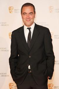James Nesbitt at the BAFTA Television Awards 2009.