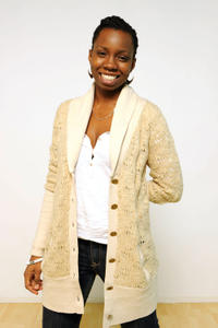 Adepero Oduye at the portrait session of