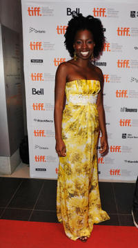 Adepero Oduye at the premiere of