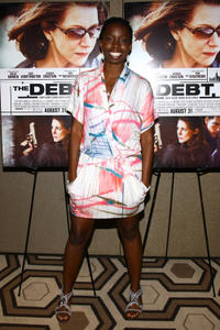 Adepero Oduye at the New York premiere of