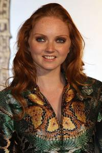 Lily Cole at the Japan premiere of