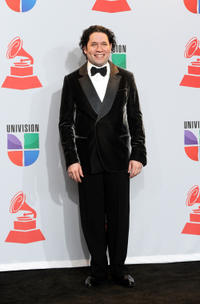 Gustavo Dudamel at the 12th Annual Latin GRAMMY Awards in in Las Vegas.
