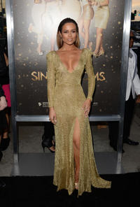 Zulay Henao at the California premiere of