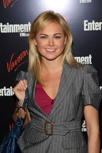 Laura Bell Bundy at the Entertainment Weekly and Vavoom annual upfront party.