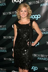 Laura Bell Bundy at the 2008 NewNowNext Awards.