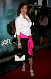 Tanya Newbould at the premiere of