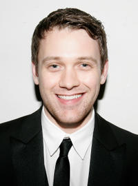 Michael Arden at the A Better Holiday benefit concert.
