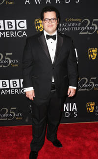Josh Gad at the 2012 BAFTA Los Angeles Britannia Awards in California.