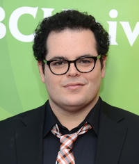 Josh Gad at the day 1 of the 2013 Winter TCA Tour in California.
