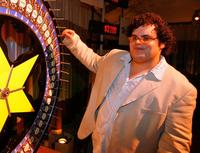 Josh Gad at the FOX Fall Eco-Casino party.