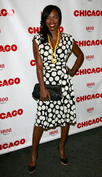 Jill Marie Jones at the Broadway opening night of