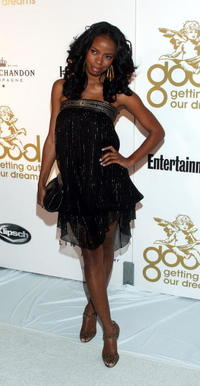 Jill Marie Jones at the G.O.O.D Music