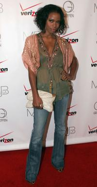 Jill Marie Jones at the