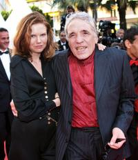 Shanyn Leigh and Abel Ferrara at the special screening of