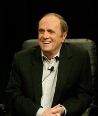 Bob Newhart at the PBS 2005 Television Critics Association Summer Press Tour.