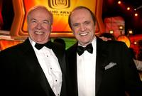 Bob Newhart and Tim Conway at the 2005 TV Land Awards.