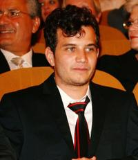 Michael Moshonov at the premiere of