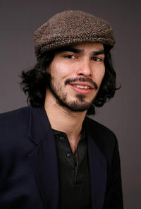 Raul Castillo at the 2009 Sundance Film Festival.