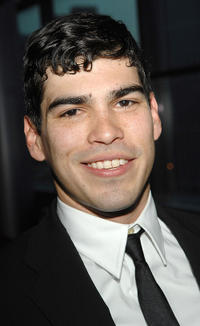 Raul Castillo at the premiere of