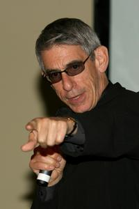 Richard Belzer hosts The Brady Center To Prevent Gun Violence Benefit Reception.