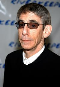 Richard Belzer at the Riverkeeper annual benefit.