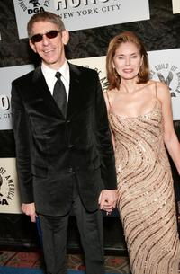 Richard Belzer and wife at the '4th Annual Directors Guild of America Honors'.