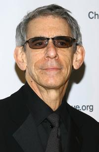 Richard Belzer at the Christopher & Dana Reeve Foundation's 'A Magical Evening' Gala.