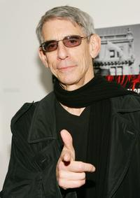 Richard Belzer at a special screening of