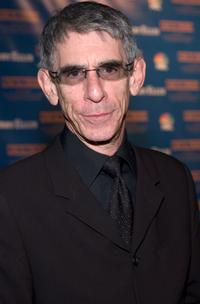 Richard Belzer at the party for cast members of all three 'Law & Order' shows.
