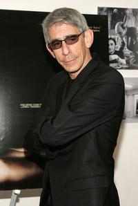 Richard Belzer at a private screening of