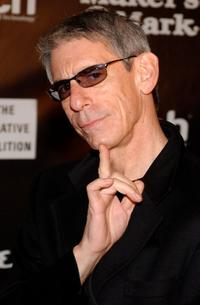 Richard Belzer at the Creative Coalition 'Spotlight Awards' Gala.