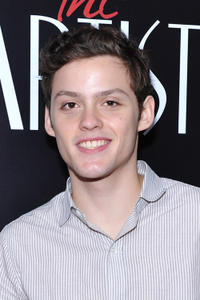 James Newman at the New York premiere of