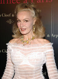 Julie Newmar at the Une Journee A Paris Event Hosted by Van Cleef & Arpels in New York.