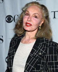 Julie Newmar at the Tonys Go Hollywood Event in California.
