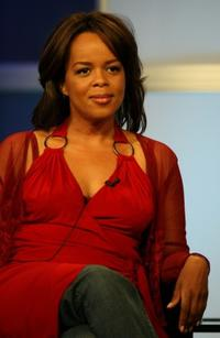 Paula Newsome at the 2007 Summer Television Critics Association Press Tour.