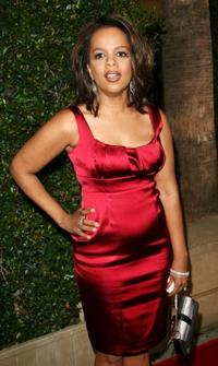 Paula Newsome at the California premiere of