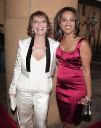 Director Susanne Bier and Paula Newsome at the California premiere of