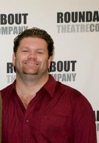 Daniel Stewart Sherman at the Mid-town rehearsal studio during the photocall of