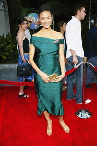 "Thandie Newton at the film premiere of ""The Chronicles of Riddick"" in Universal City, California."