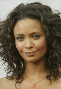 Thandie Newton at the MTV Movie Awards in Culver City, California.