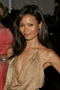Thandie Newton at the Metropolitan Museum of Art Costume Institute Benefit Gala in New York City.