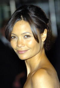 Thandie Newton at The Times BFI London Film Festival in London, England.