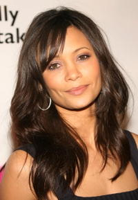 "Thandie Newton at the film premiere of ""Norbit"" in Westwood, California."