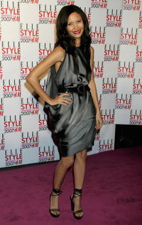 Thandie Newton at the Elle Style Awards in London, England.