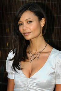 Thandie Newton at the Serpentine Summer party in London, England.